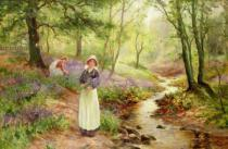 Ernest Walbourn - The Bluebell Glade