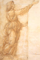 Sandro Botticelli - Study of an Angel