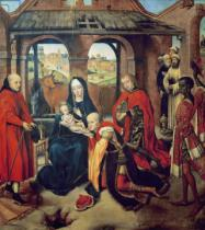 Hans Memling - Adoration of the Magi