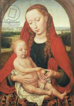 Hans Memling - Virgin and Child, c.1485-90