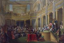 Nicolas Andre Monsiau - The Committee of Lyon, 26th January 1802, 1808