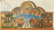Fra Angelico - The Last Judgement, altarpiece from Santa Maria degli Angioli, c.1431