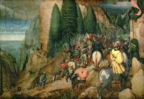 Pieter Brueghel der Ältere - Conversion of St. Paul, 1567
