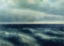 Iwan Konstantinowitsch Aiwasowski - The Black Sea, 1881
