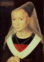 Hans Memling - Portrait of a Young Woman, 1480