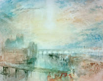 Joseph Mallord William Turner - View of Lyons