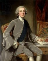 William Hoare - Richard Grenville, Earl Temple, c.1760