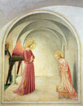 Fra Angelico - The Annunciation, 1442