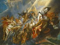 Peter Paul Rubens - The Fall of Phaeton, c.1604-05