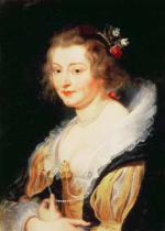 Peter Paul Rubens - Portrait of Catherine Manners, Duchess of Buckingham
