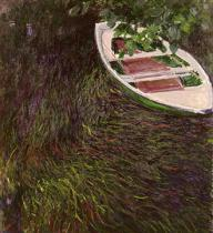 Claude Monet - Die Barke
