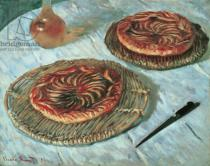 Claude Monet - Fruit Tarts, 1882