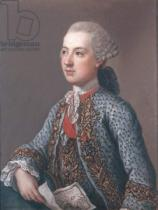 Jean-Etienne Liotard - Joseph II (1741-90) Holy Roman Emperor and King of Germany, 1762