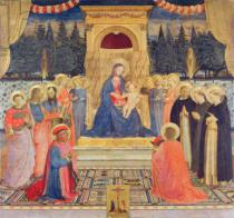 Fra Angelico - The San Marco Altarpiece, c.1438-40