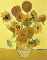 Vincent van Gogh - Sunflowers, 1888