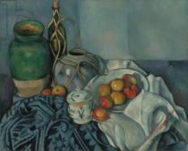 Paul Cézanne - Still Life with Apples, c.1893-94