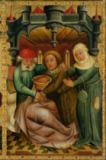 Master Bertram of Minden - The Stolen Blessing from the High Altar of St. Peter's in Hamburg, the Grabower Altar, 1383