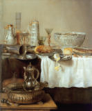 Willem Claesz. Heda - Breakfast Still Life, 1638