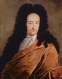 Portrait of Gottfried Wilhelm Leibniz (1646-1716) von German School