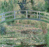 Waterlily Pond, 1899 von Claude Monet