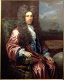 Portrait of Charles Calvert, 3rd Lord Baltimore (1647-1715) Governor of Maryland of Johann Closterman