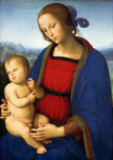 Pietro Perugino - Madonna and Child, c.1500
