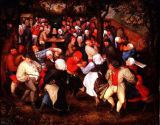 Jan Brueghel der Jüngere - Village Dance