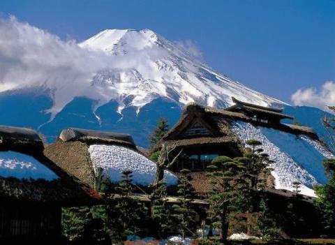 Oriental Touch Japanische Architektur Yamanashi