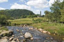 Dumrath (F1 Online) - Glendalough, County Wicklow, Rundturm