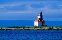 All Canada Photos (F1 Online) - Blumen-Bucht-Leuchtturm, Lightstations, Lightstation