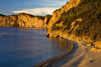 All Canada Photos (F1 Online) - Cap-Bon-Ami, Cliffside, Felsige Ufer, Forillon National Park