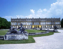 Günter Wolf (F1 Online) - Schloß Herrenchiemsee, Herrenchiemsee, Herreninsel