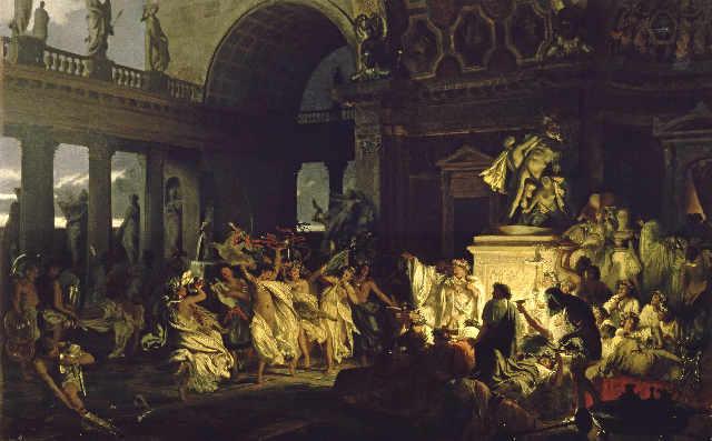 Orgien, wir wollen Orgien!: So feierten die alten Römer | Cornelius Hartz | ISBN: 9783806231083 | Kostenloser Versand für alle Bücher mit Versand und Verkauf.