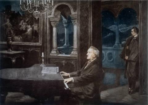 Kurt von rozynski sie beide wohnen auf der menschheit for Interieur exterieur wohnen in der kunst