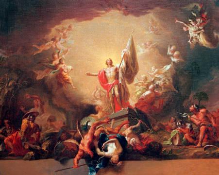 Fein Auferstehung Von Jesus Christus Malvorlagen Fotos - Entry Level ...
