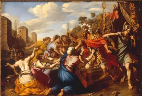 17 jahrhundert die frauen roms vor coriolan