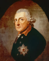 Anton Graff - Frederick II (the Great), King of Prussia