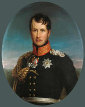 Ernst Gebauer - Frederick William III / Gebauer