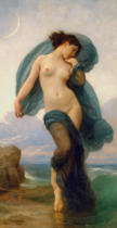 William-Adolphe Bouguereau - Abendstimmung
