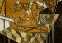 Juan Gris - Les Tasses de The