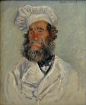 Claude Monet - Le Père Paul