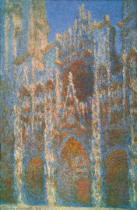 Claude Monet - Rouen Cathedral: The Portal