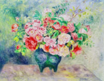 Pierre Auguste Renoir - Bunch of Flowers