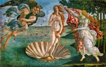 Sandro Botticelli - The Birth of Venus