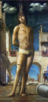 Antonello da Messina - Saint Sebastian