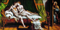 Giulio Romano - The lovers