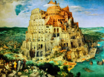 Pieter Bruegel der Ältere - The Tower of Babel