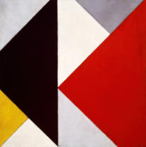 Theo van Doesburg - Counter-Composition XIII