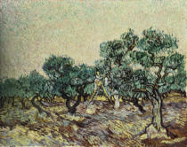 Vincent van Gogh - The Olive Gatherers