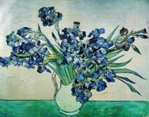Vincent van Gogh - Bunch of Irises